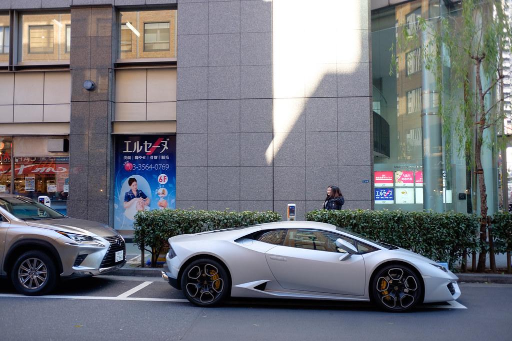 Lamborghini Huracán 2019/02/04 X7001596