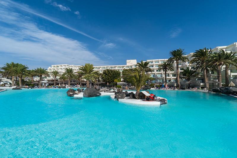 Spagna, Lanzarote, Hotel Melia Salinas