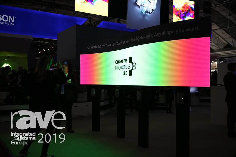 ISE 2019 - ProAV, HomeAV & Digital Signage | Amsterdam, NL