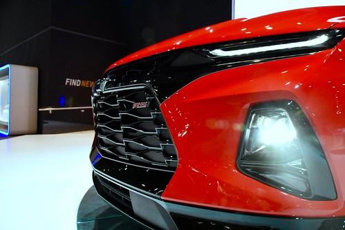 2020 Chevrolet Blazer Photo