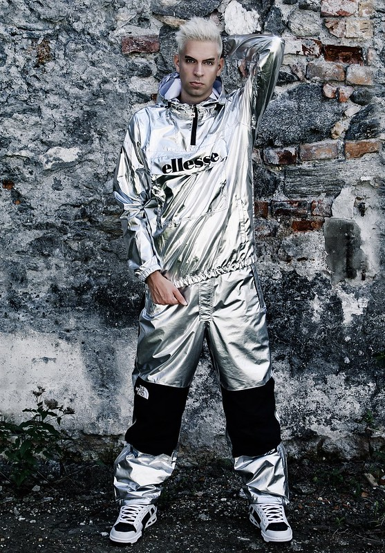 Timo Kohlenberg, Silver Supreme Outfit
