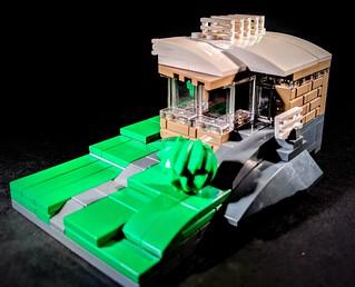 lego modern micro scale