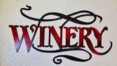 Winery Wall Art