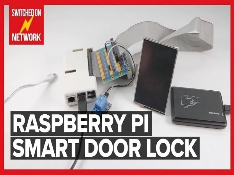 Build the Ultimate Raspberry Pi Smart Door Lock