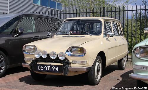 Citroën Ami 8 Break 1977 | by XBXG