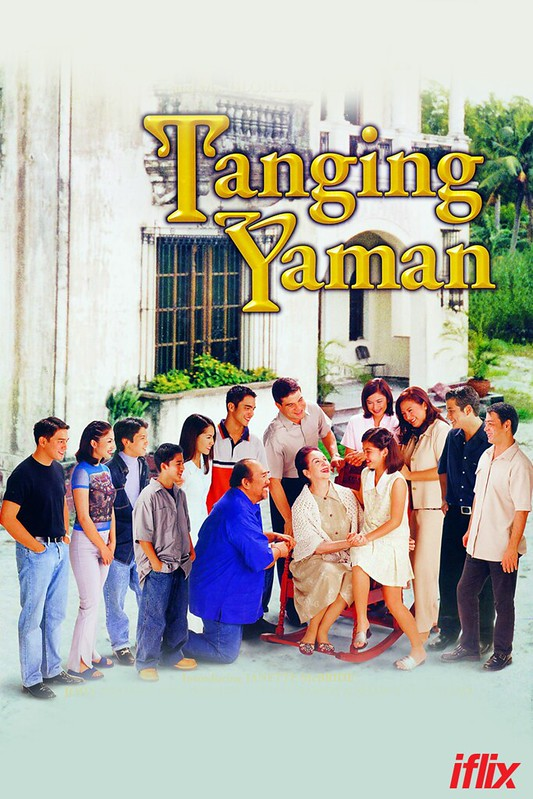 Tanging Yaman with copyright
