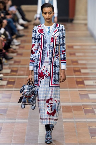 Thom Browne Womenswear Fall/Winter 2019/2020 41