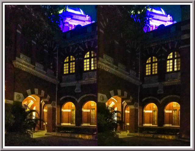 Colombo by night 3D