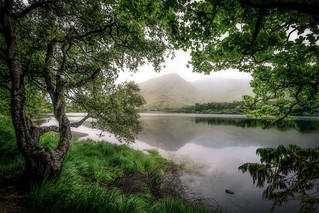 Pollacapall Lough at Kylemore Estate | by Bernd Thaller