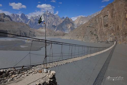 Pakistan: Haute vallée de la Hunza