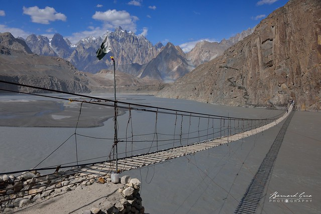 photo album of Gojal, Upper Hunza Valley landscapes and villages