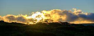 High Plains sunset - near Falls Creek | by r reeve