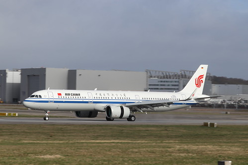 A321neo Air China B-305G | by XFW-Spotter