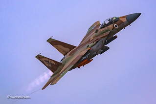 "Afterburner Thursday! © Nir Ben-Yosef (xnir)  ""חיל האוויר"" 