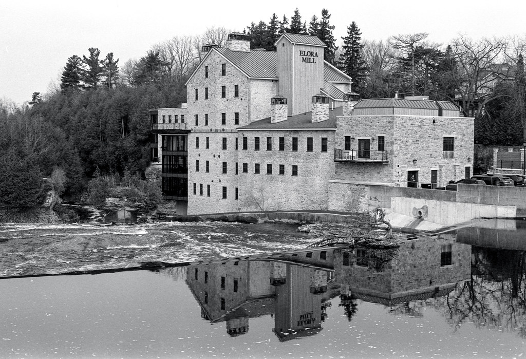 Renovated Elora Mill Inn