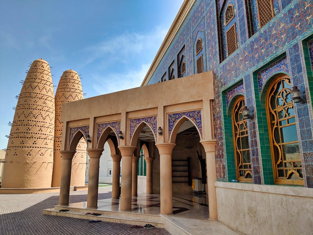 Katara Masjid - Doha, Qatar