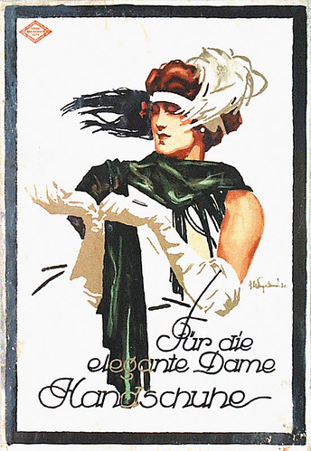 Gloves for the elegant woman (c1920) | by Susanlenox