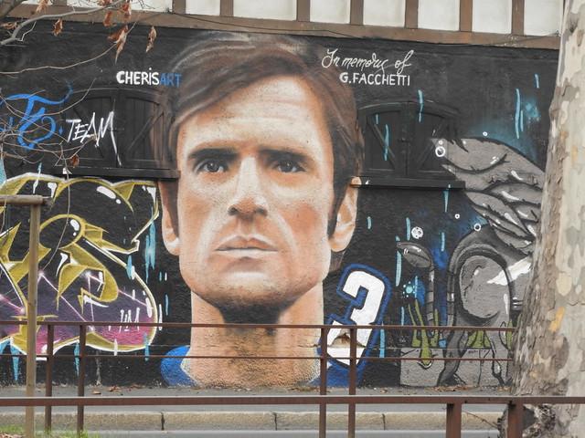 DSCN0476 San Siro: Giacinto Facchetti, uomo ed atleta perfetto!