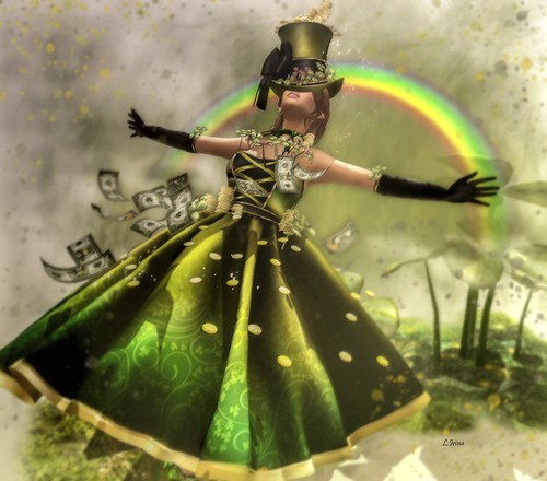 ☼irrISIStible creation☼ST PATRICK LUCKY GIRL ☼ | by l.Irina