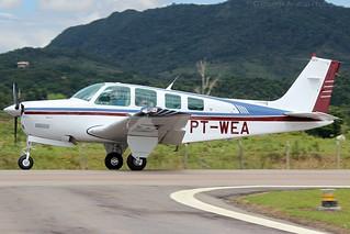 PT-WEA - Beechcraft Bonanza A36   SDEN