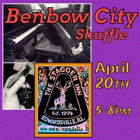 Benbow City 4-20-19