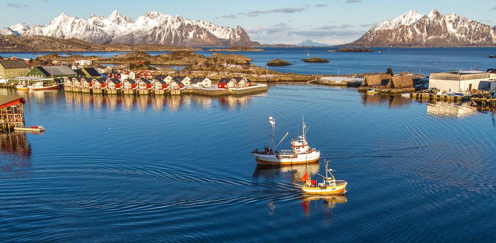多年來,挪威聯合政府通過各種政治協議防堵該地區的石油開發。jechstra(CC BY-NC-ND 2.0)
