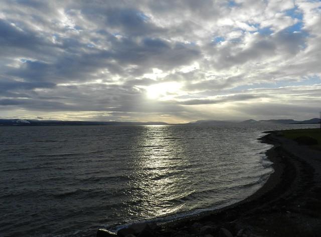Plenty Clouds, Moray Firth, Fort George, Jan 2019