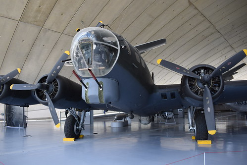 Boeing B-17G Fortress at the IWM, Duxford