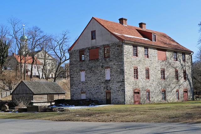 Buildings in Bethlehem Historic District