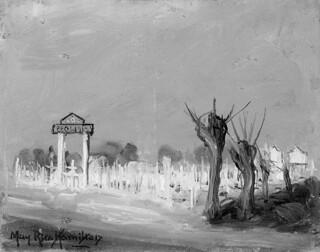 Princess Patricia's Canadian Light Infantry Cemetery, Voormezelle / Cimetière du Princess Patricia's Canadian Light Infantry, Voormezelle