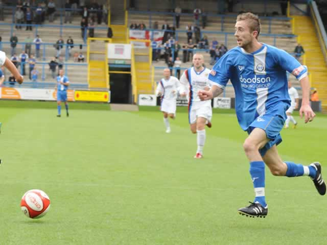 11-09-2010 Halifax Town 2-0 Whitby Town (FA Cup 1st Qual. Round) 3 Nathan Taylor