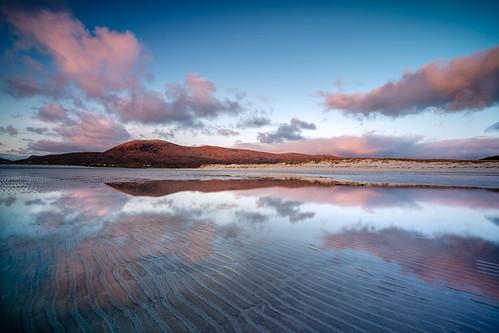 Seilebost reflections | by lloydlane