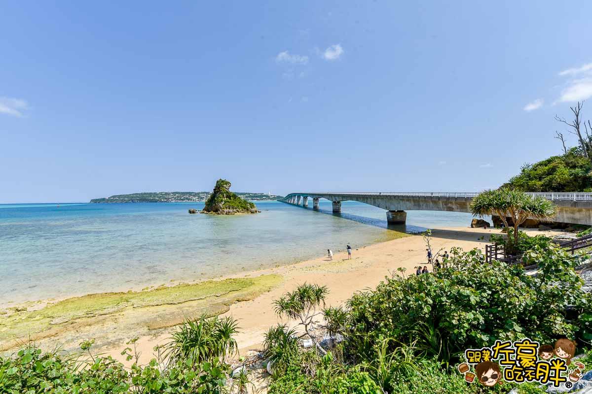 沖繩旅遊-古宇利大橋-1