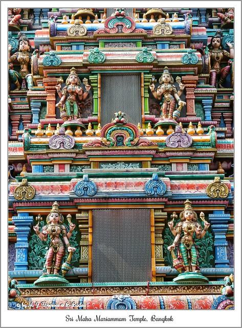 Sri Maha Mariammam Temple, Bangkok 04