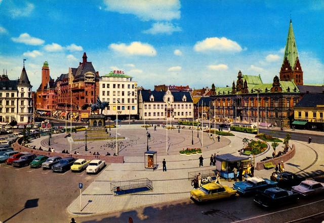 Sweden - Malmö [007] - Stortorget [02] - front
