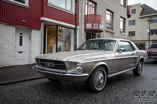 Ford Mustang Hardtop ´67 | by B&B Kristinsson