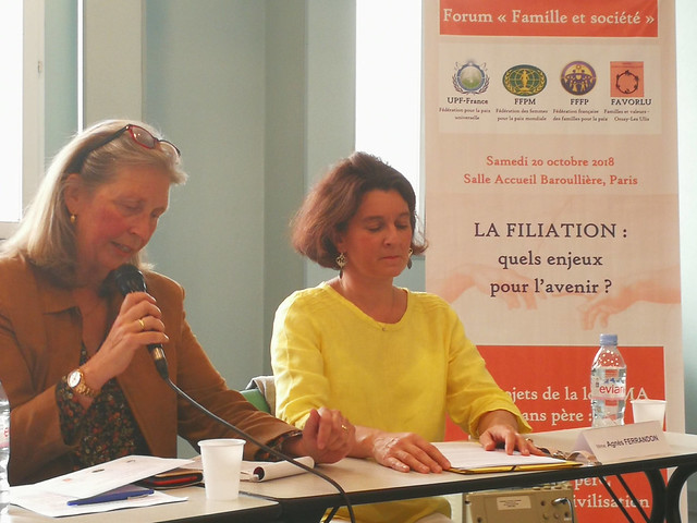 France-2018-10-20-Family Experts Warn about Fatherless Procreation