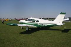 G-AWAZ Piper PA-28R-180 [28R-30512] Sywell 020918