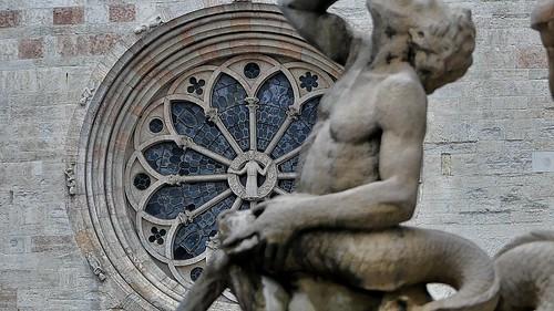 Trento - La ruota della Fortuna