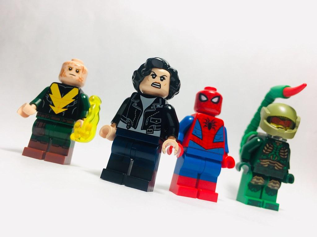 Yuri | Spider-Man PS4 | 09-02-19 LEGO Electro, Yuri Watanabe… | Flickr