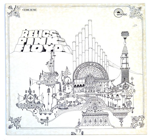 A0667 PINK FLOYD Relics
