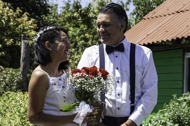 Ignacia & Milko's wedding
