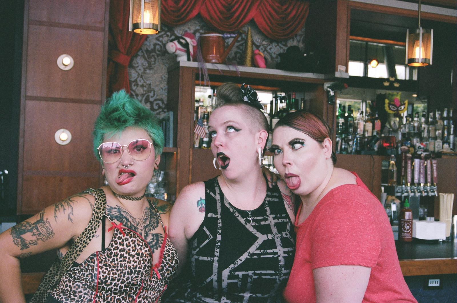 Burlesque Brunch Divas!