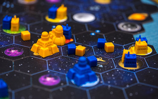 Gaia Project   by Doctor Meeple