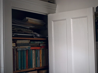 Book cupboard | by sixthland