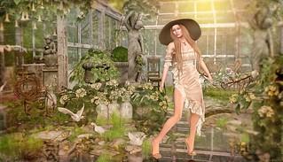Korina's Garden   by Duchess Flux
