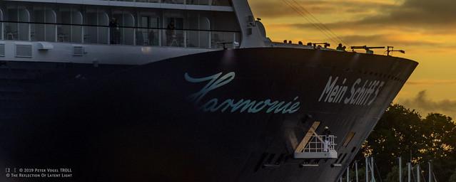 TRA • Mein Schiff 5 • Steuerbordbug • Ein Job mit Aussicht