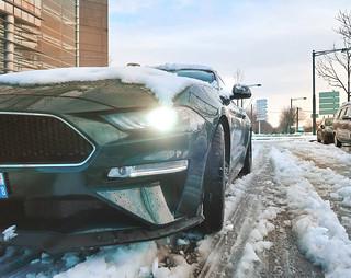 Essai Ford Mustang GT 2018 V8 BULLITT | by dsgforever