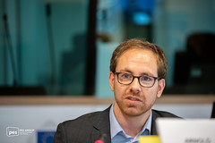 Thu, 03/21/2019 - 09:28 - Workshop organised by the PES Group in the European Committee of the Regions in the framework of 'School of Democracy', an initiative of the S&D Group in the European Parliament Brussels, 21 March 2019 © European Union /CoR Photo by Samy Benomran  More info on this event: pescor.eu
