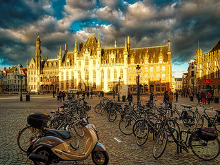 """3 nights in Brugge #40 - New series 